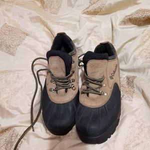 Columbia rain short boots